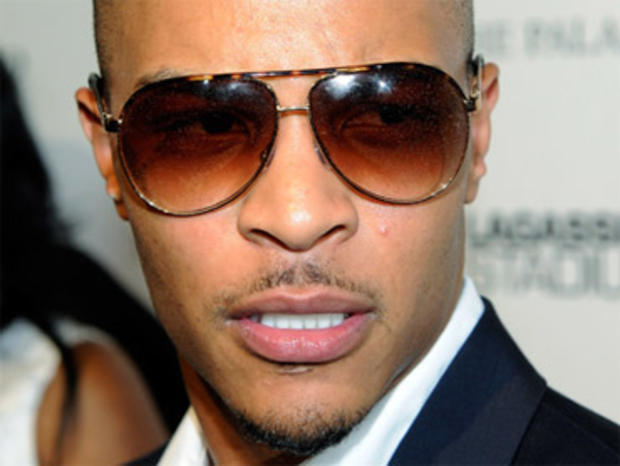 Rapper T.I. Helps Avert Suicide at Skyscraper