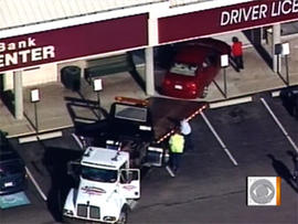 Man Hits Pa. DMV Shortly After Passing Driver's Test