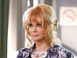 "Actress Ann Margaret in a scene from ""CSI: Crime Scene Investigation."" (CBS)"