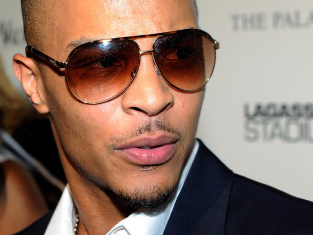 "Rapper T.I. Heads Back to Ark. Prison, Wife ""Tiny"" Faces Drug Charges"