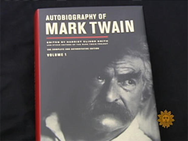 """The Autobiography of Mark Twain,"" now published one hundred years after the humorist's death."