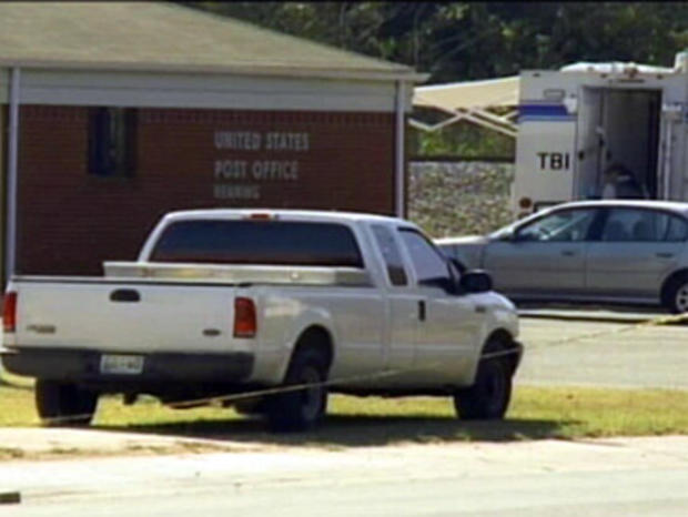 Gunmen On Loose In Tennessee Post Office Attack