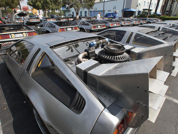 DeLorean: Back to the Future