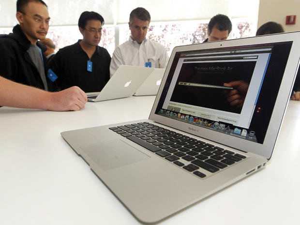 New MacBook Airs, iLife Software from Apple
