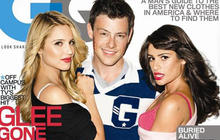 """""""Glee"""" Goes Wild for GQ"""