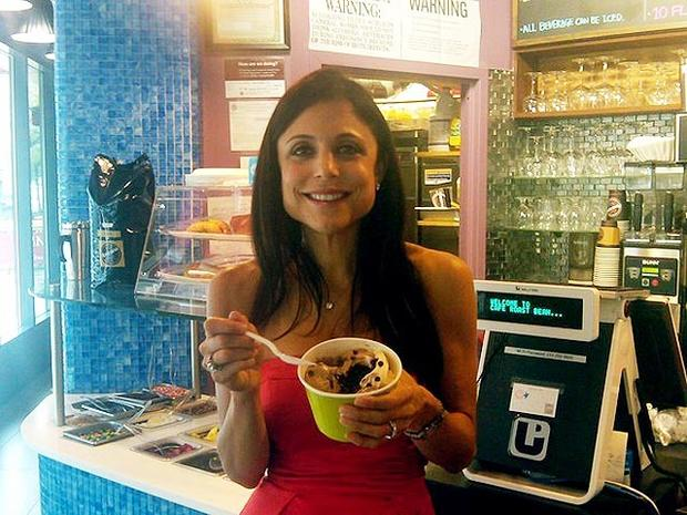 Bethenny Frankel: Private Pictures