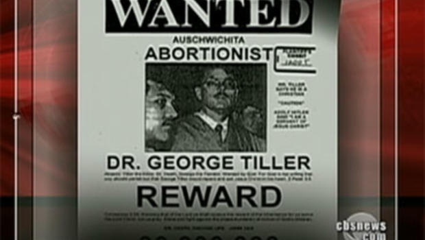 abortion wanted poster