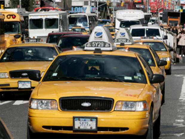 Man Calls Cab To Make Robbery Getaway
