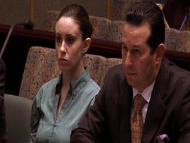 "Casey Anthony Update: Taxpayers ""Will Not Write an Open Check"" for Defense, Says Judge"