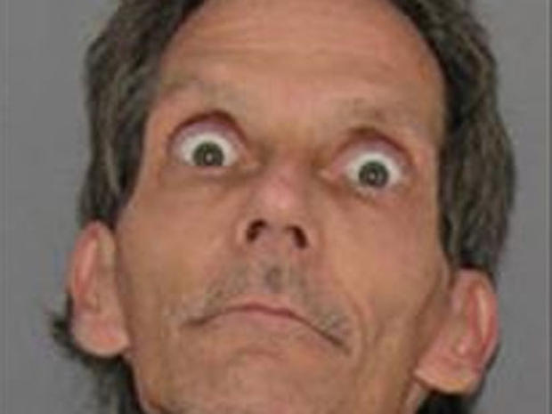 Jacob Pauda - Wacky mugshots - Pictures - CBS News