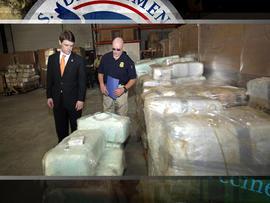 20 Tons of Marijuana Found in Border Drug Tunnel