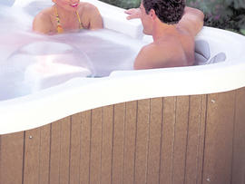 Hot Tub Intruders: Uninvited N.D. Couple Making Noise, Found Lounging in Tub