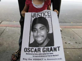 Oscar Grant Update: Oakland Police Gear Up For Mehserle Sentencing Friday