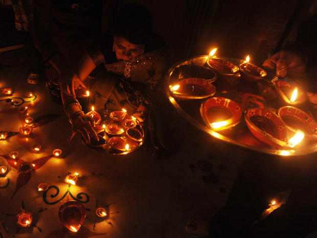 Diwali 2010 in All its Splendor