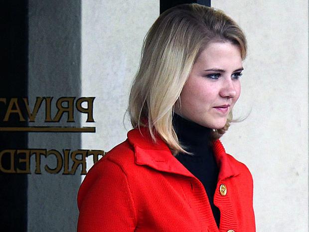 """Elizabeth Smart Testimony: Cop Found Me But """"Walked Away"""""""