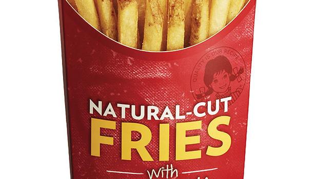 Wendys New Natural Fries More Calories Salt Foodies