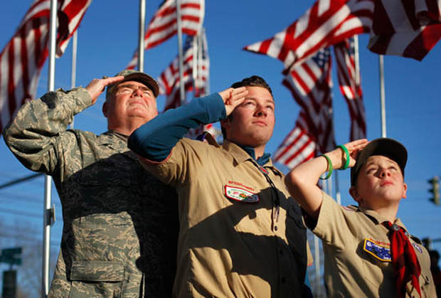 Veterans Day - Photo 1 - Pictures - CBS News 30ab31a7b