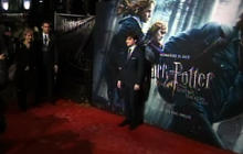 """Harry Potter and the Deathly Harrows"" World Premiere"