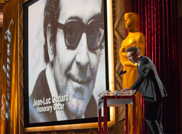 Oscar Honors Godard, Brownlow
