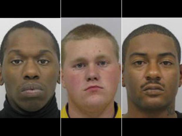 Three Active Duty Soldiers Tried to Rob Marijuana Dispensary; Got Locked Up Instead