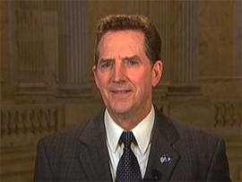 "Senator Jim DeMint, R-S.C., on ""The Early Show,"" Nov. 16, 2010."