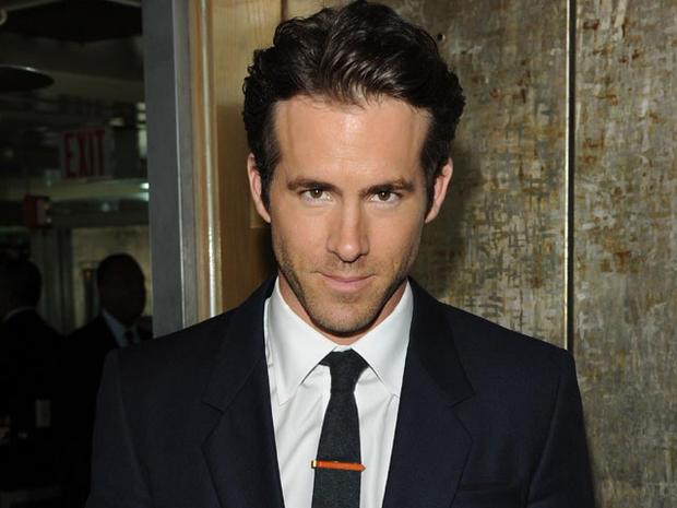 """Sexiest Man Alive"" 2010: Ryan Reynolds"
