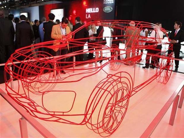 L.A. Auto Show 2010