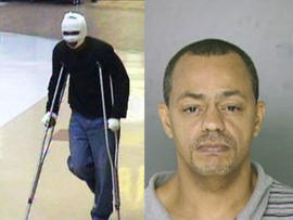 """""""Mummy Bandit"""" Pleads Guilty to Five Bank Robberies"""