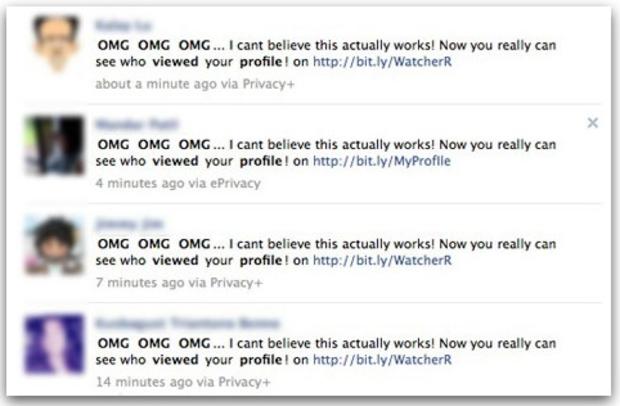 New Facebook Scam Exploits User Vanity - CBS News