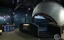 Man Builds Planetarium in Backyard