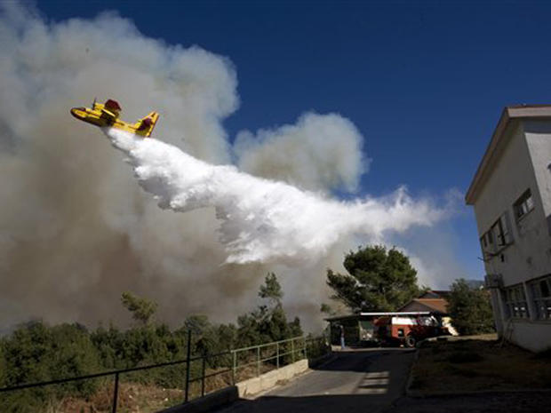 Israel Faces the Fire