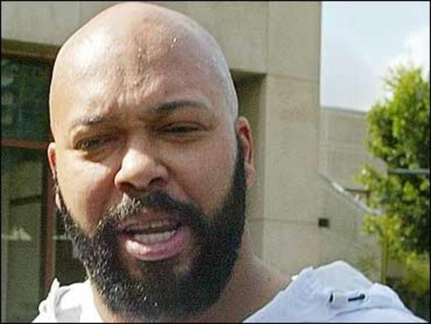 Suge Knight Arrested On Outstanding Traffic Warrant