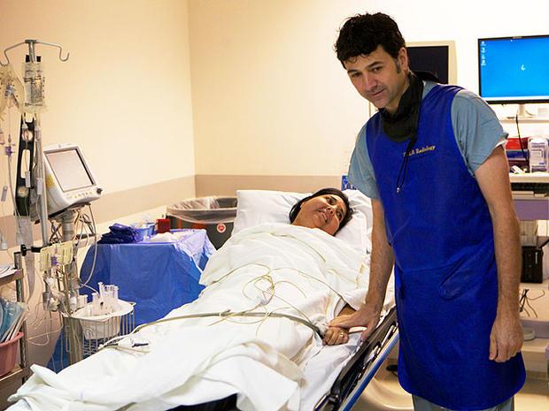 Andrea Ybarra beating heart transplant