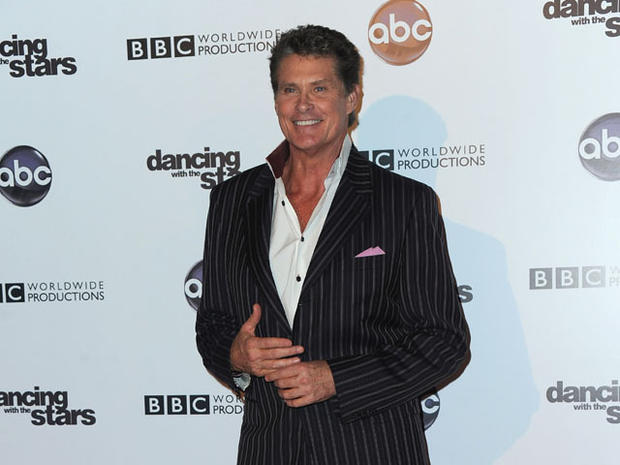 """Hasselhoff """"In Talks"""" to Replace Cowell"""