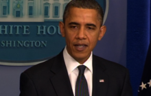 "Obama: U.S. ""On Track"" in Afghanistan"