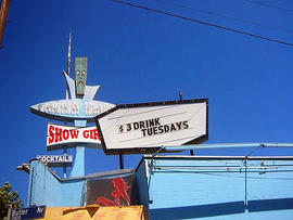 Los Angeles Law Firm Sued After Holiday Party Ends at Bikini Bar, Says Lawsuit