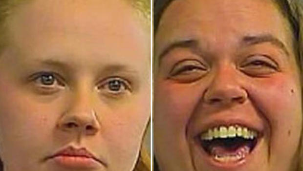 Bare Naked Ladies in Grocery: Two Women Charged with