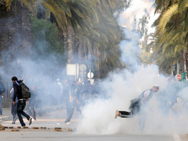 Tunisia Ousts Its Leader