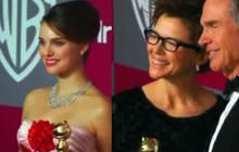 Feed: Natalie Portman's Golden Globes Win