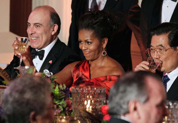 White House State Dinner - Photo 7 - Pictures - CBS News