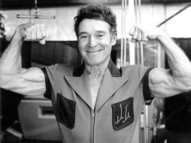 Jack LaLanne in 1981.