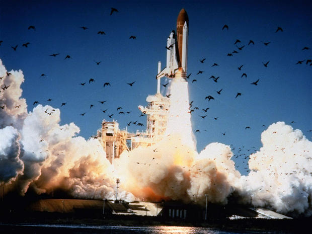 space shuttle challenger news report - photo #6