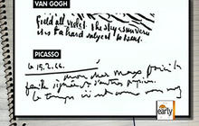 Deciphering Handwriting
