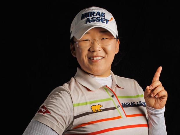 """No. 1 Women's Golfer Jiyai Shin Reflects on """"Dream"""" Season"""