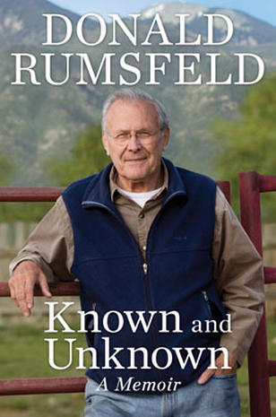 Donald Rumsfeld's Life in Pictures
