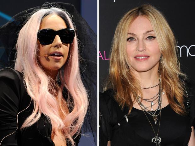 Madonna & Lady Gaga