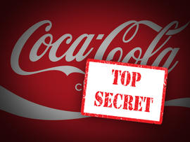 Coke, top secret, 4x3