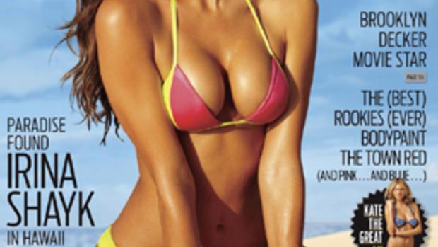 Irina Shayk: Sports Illustrated cover girl 2011