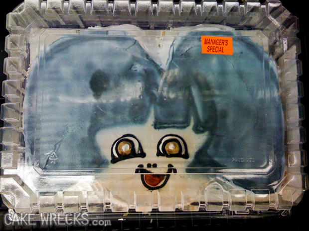 Worst Kids Birthday Cakes Photo 1 Pictures Cbs News
