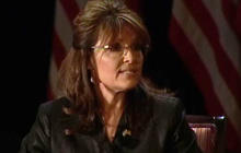 """Palin: Obama Supports America's """"Road to Ruin"""""""